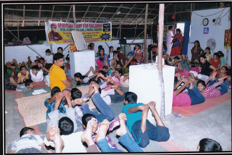 spritual-camp-2012yoga